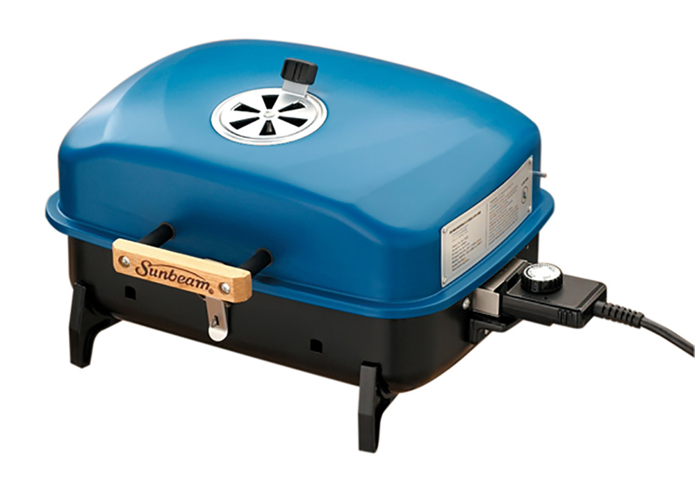Outdoor Electric Barbecue Grill Blue Rhino Global Sourcing Grills