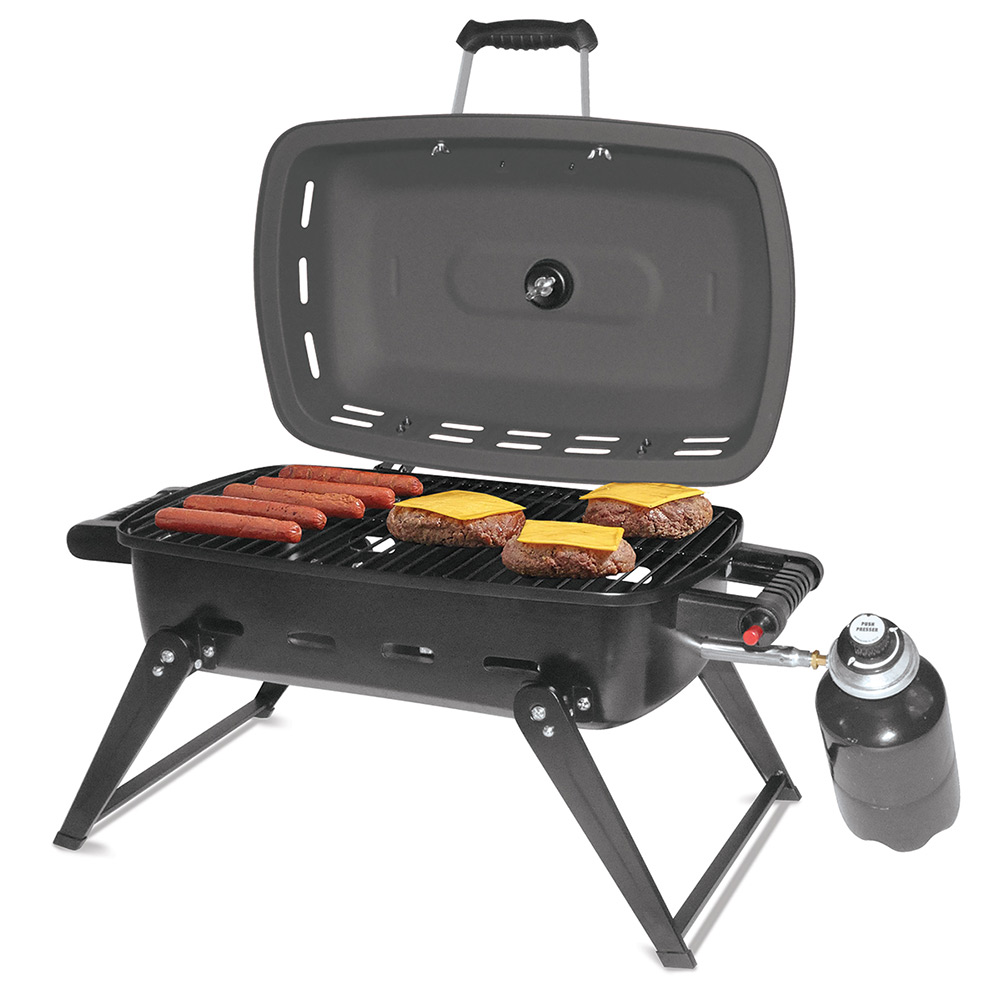 Superb Outdoor LP Gas Portable Barbecue Grill